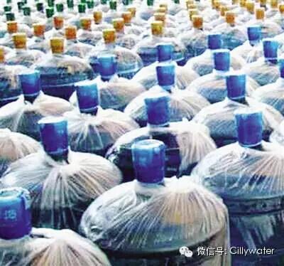 瓶装水不合格