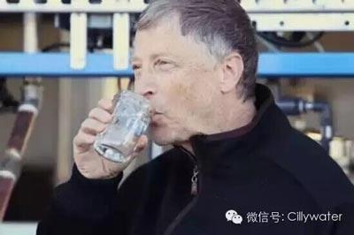 李嘉诚再次大力投资净水行业