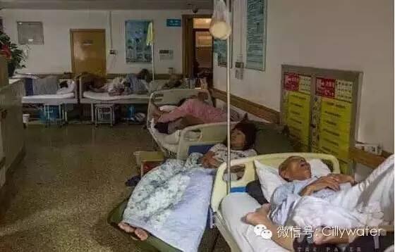 豪华医院要求装净水器