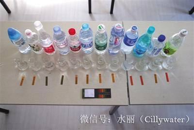 弱碱性水 有利健康 无科学依据