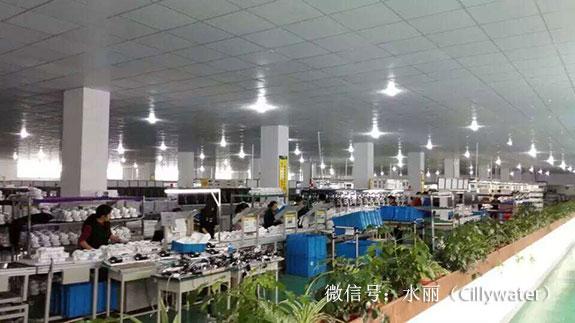 集成水路净水机生产