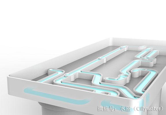 集成水路技术