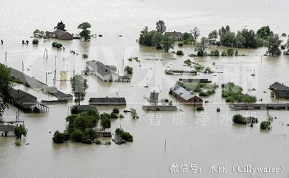 洪水灾害关联