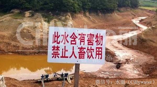 患癌增多,都因水污染