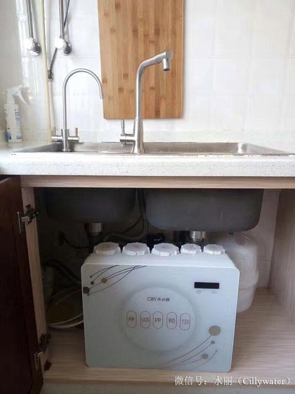 安装净水器